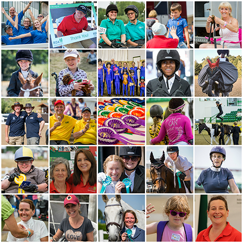 RDA Championships photo collage