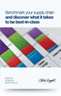 Oliver Wight Supply Chain Benchmarking Brochure
