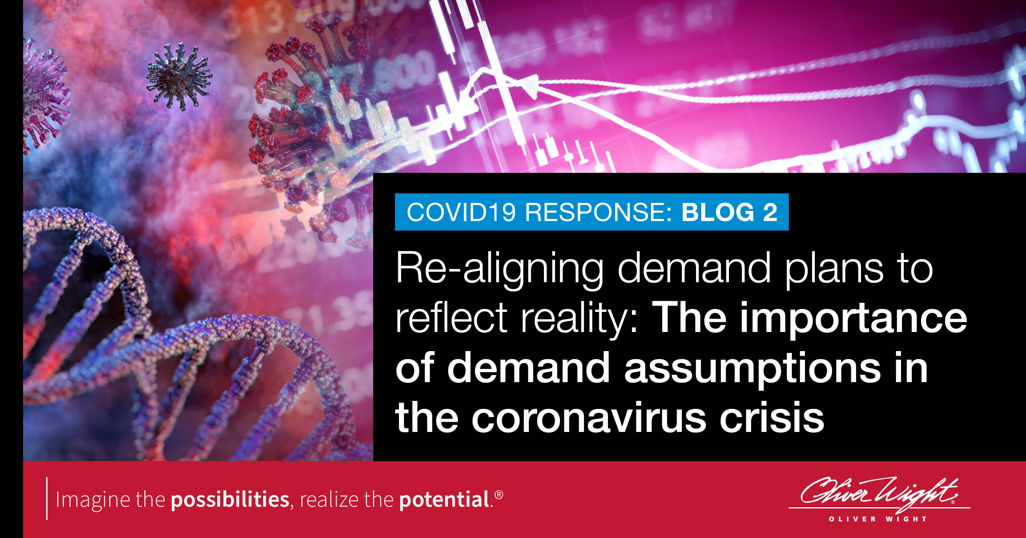 Re-aligning demand plans to reflect reality: The importance of demand assumptions in the coronavirus crisis