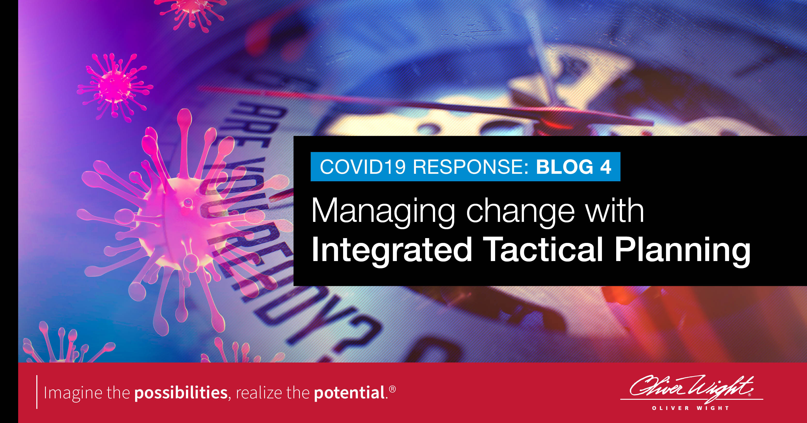 Managing change with Integrated Tactical Planning