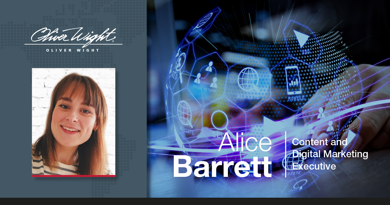 Meet the Team – Alice Barrett