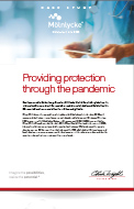 Providing protection through the pandemic