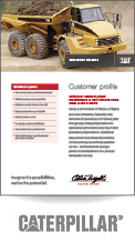 Caterpillar Peterlee Customer Profile
