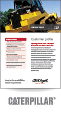 Caterpillar Europe Customer Profile