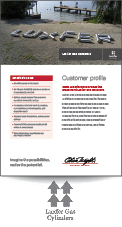 Luxfer Group Customer Profile