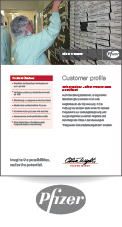 Pfizer Freiburg Customer Profile - German Version