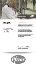 Pfizer Havant (UK) - Customer Profile