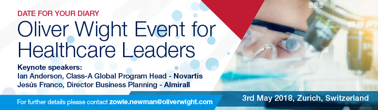 Event for Healthcare Leaders:  How to optimise business performance in an ever-changing regulated environment.