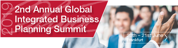2nd Annual Global Integrated Business Planning Summit 2019