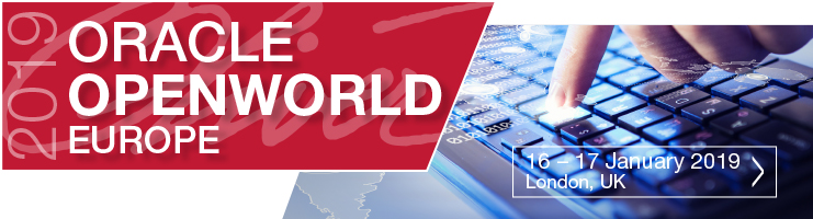 Oracle OpenWorld Europe