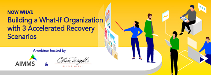 Now What: Building a What-If Organization with 3 Accelerated Recovery Scenarios