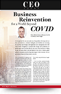 Business Reinvention for a World Beyond COVID