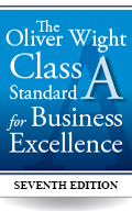 Class A Standard for Business Excellence - Seventh Edition