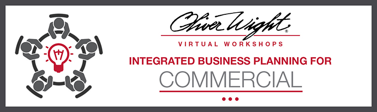 IBP for Commercial – Virtual Workshop