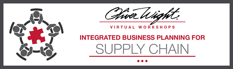 IBP for Supply Chain – Virtual Workshop