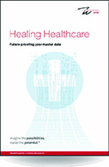 Healing Healthcare. Future-proofing your master data.<br />Englische Version