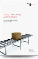 Supply Chain Design & Optimization - Building Supply Chain Relationships