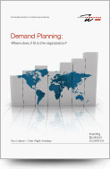 Demand Planning - Where Does it Fit in the Organization