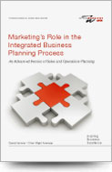 Marketing's Role in the Integrated Planning Process