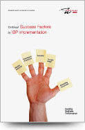 Critical Success Factors in IBP Implementation
