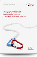 Managing Vulnerabilities and Opportunities with Integrated Business Planning