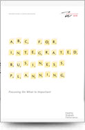 ABC for Integrated Business Planning