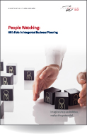 People Watching: HR's Role in Integrated Business Planning<br />Englische Version