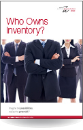 Who Owns Inventory? Stop the Blame Game.