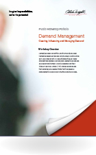Demand Management Workshop Description