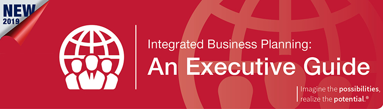 Integrated Business Planning: An Executive Guide
