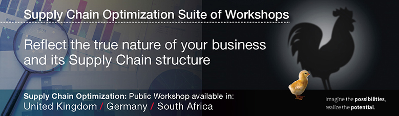 Supply Chain Optimization Suite of Workshops