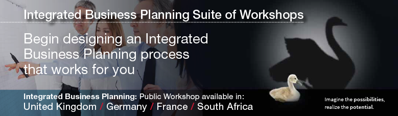 Integrated Business Planning Suite of Workshops